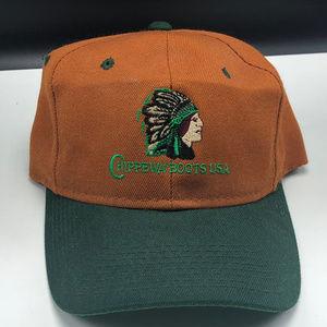 85c4c3cffad Chippewa Boots USA snapback hat cap indian chief